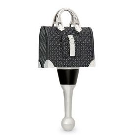 Enlarge Runway Handbag Bottle Stopper