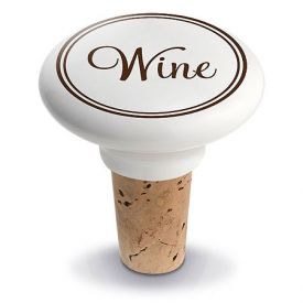 Enlarge Wine Ceramic Wine Bottle Stopper