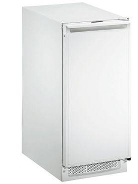 Enlarge U-Line 2115RW-00 2000 Series 3.0 Cu. Ft. Refrigerator - White Cabinet with White Door