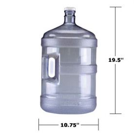 Enlarge Screw-Top Water Bottle - 5 Gallon