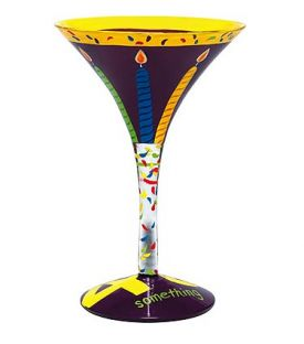 Enlarge 40 Something Martni Glass by Lolita Love my Martini