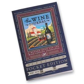 Enlarge The Wine Journal - Pocket Edition