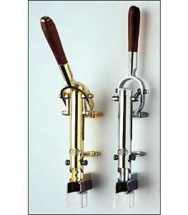 Enlarge Zeus Uncorking Machine Wine Opener  - Brass Plated