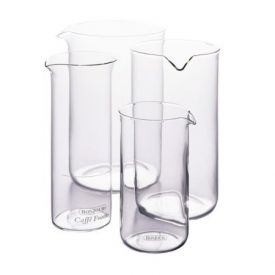 Enlarge BonJour 53316 12 Cup French Press Replacement Glass Carafe, Universal Design