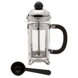 Enlarge BonJour 53333 3-Cup Monet Stainless Steel French Press