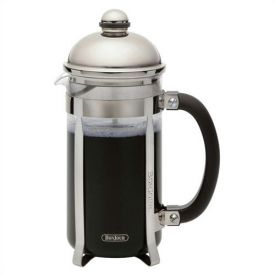 Enlarge BonJour 53642 Maximus 8-Cup French Press - Brushed Stainless Steel