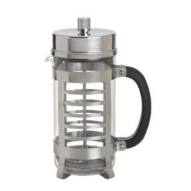 Enlarge BonJour 53842 8 Cup Linear French Press, Polished Stainless Steel