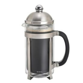 Enlarge BonJour 53843 BonJour 8 Cup Maximus Insulated French Press, Brushed Stainless Steel