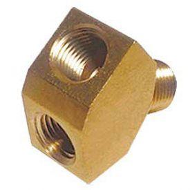 Enlarge Co2 Regulator Y Splitter - Brass