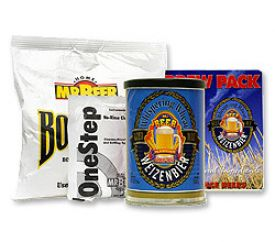 Enlarge Mr. Beer Refill Brew Pack - Whispering Wheat Weizenbier