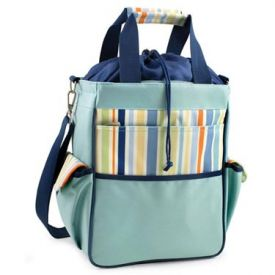 Enlarge Picnic Time Activo St. Tropez Waterproof Cooler Tote