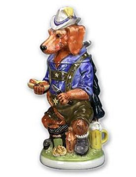 Enlarge German Dachshund Beer Stein