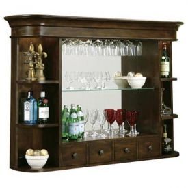 Enlarge Howard Miller 693-007 Niagara Hutch Back Bar
