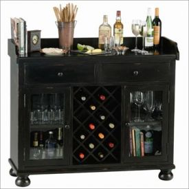 Enlarge Howard Miller 695-002 Cabernet Hills Wine Console