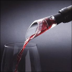 Enlarge Selection Decanting and Aerating Pourer