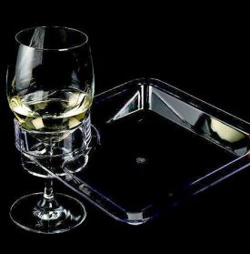 Enlarge Acrylic Multi-Beverage Party Plate