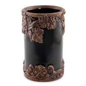 Enlarge Wine Cooler - Ceramic - Grapevine