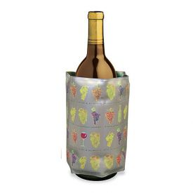 Enlarge Wine Chill Bottle Cooler - Eat, Drink, & Be Merry