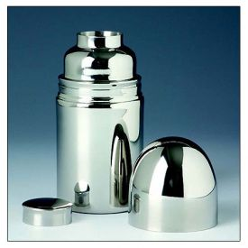 Enlarge Stainless Steel Bullet Cocktail Shaker Set 10oz.