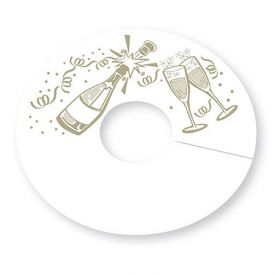 Enlarge Celebration My Glass� Wine Glass Tags