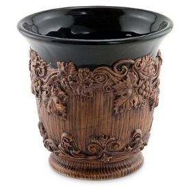 Enlarge Ceramic Grapevine Wine/Champagne Ice Bucket