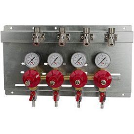 Enlarge 8241 - Secondary Co2 Regulator w/ panel
