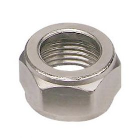 Enlarge Chrome Coupling Hex Nut