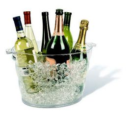 Enlarge Jumbo Monterey Acrylic Wine Cooler