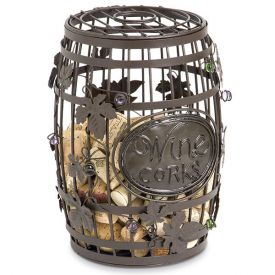 Enlarge 91-037 Wine Barrel Cork Cage