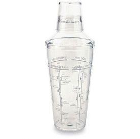 Enlarge 3 Piece Acrylic Cocktail Shaker Set