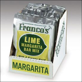Enlarge Lime Margarita Bar Mix