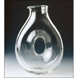 Enlarge Oval Wine Decanter - 34 oz.