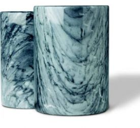 Enlarge Gray Marble Champagne Cooler