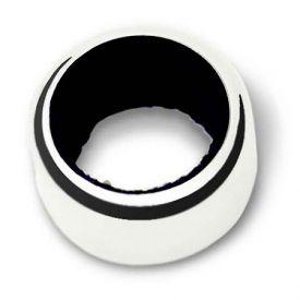 Enlarge Wine Collar 9331 Stainless Steel with Black Felt liner