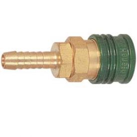 Enlarge Brass Air Quick Disconnect Coupler - 3/8