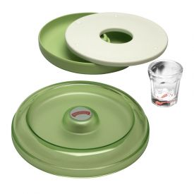 Enlarge Margaritaville AD2000 Salt & Lime Tray