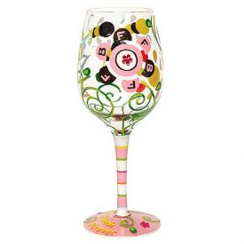 Enlarge BFF Wine Glass by Lolita Love My Wine Stemware Collection