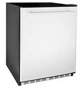 Enlarge Aficionado C111 5.6 Cu. Ft. Built-In or Free Standing All Refrigerator - White