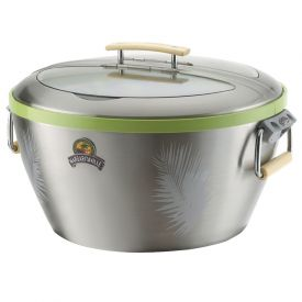 Enlarge Margaritaville CP1002-000-000 Stainless Steel Party Tub Cooler