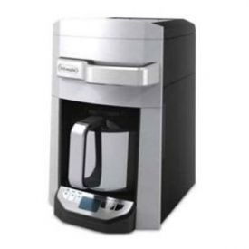 Enlarge DeLonghi DCF6212TTC - 12-Cup Programmable Coffee Maker with Thermal Carafe