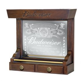 Enlarge Anheuser Busch  Budweiser� Home Back Bar - AB-53400