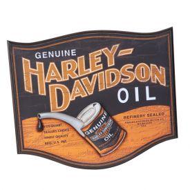Enlarge Harley Davidson® HDL-15302 - Oil Can Pub Sign