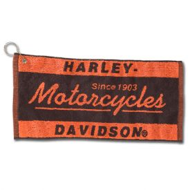 Enlarge Harley-Davidson Motorcycle Bar Towel - HDL-18502