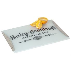 Enlarge Harley-Davidson Motorcycle Cutting Board - HDL-18504