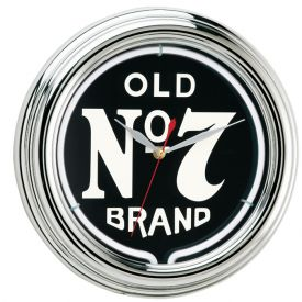 Enlarge Jack Daniel's� JD-30205 - Old No. 7 Neon Clock