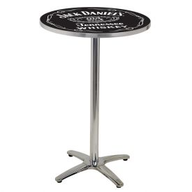 Enlarge Jack Daniel's� JD-30214 - Classic Label Caf� Table