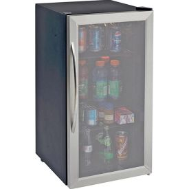 Enlarge Avanti BCA31SS-IS 3.1 CF Beverage Center with Stainless Steel Glass Door