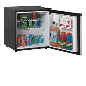 Enlarge Avanti BCA1802SS-1  1.7 cf Compact All Refrigerator - Black with Stainless Steel Door