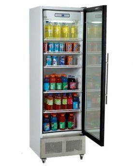 Enlarge Avanti BCAD338 12 Cu. Ft. Commercial Showcase Beverage Center