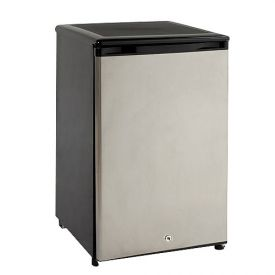 Enlarge Avanti BCA4562SS-2 4.5 Cu. Ft. Compact All Refrigerator - Stainless Steel